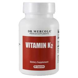 Dr. Mercola Vitamin K-2