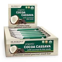 Dr. Mercola Cocoa Cassava Bars (Box)