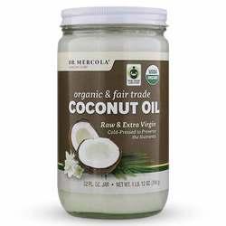 Dr. Mercola  Organic Extra Virgin Coconut Oil