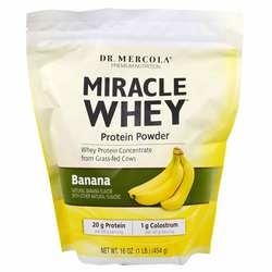 Dr. Mercola Miracle Whey Banana