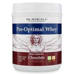 Dr. Mercola Pro-Optimal Whey Chocolate