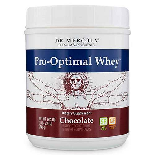 Pro-Optimal Whey Chocolate