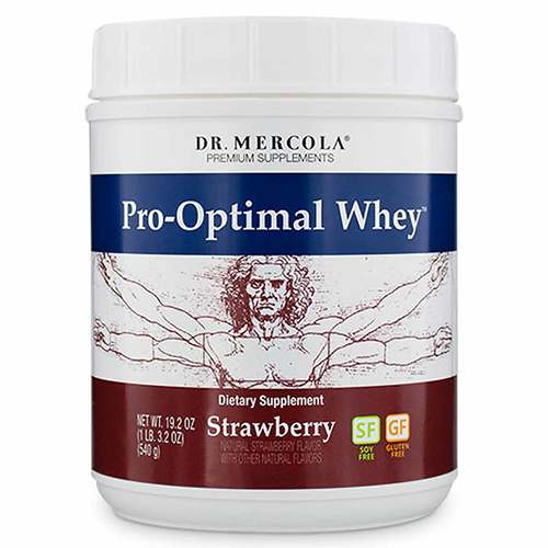 Pro-Optimal Whey Strawberry