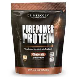 Dr. Mercola Pure Power Protein Chocolate