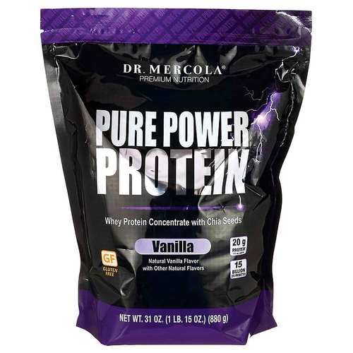 Pure Power Protein Vanilla