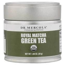 Dr. Mercola Royal Matcha Green Tea