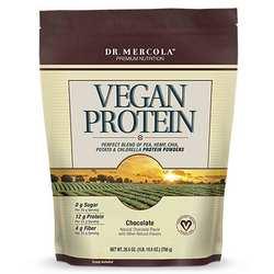 Dr. Mercola Vegan Protein: Chocolate