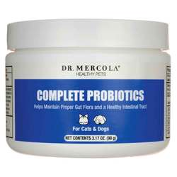 Dr. Mercola Complete Probiotics Powder for Pets
