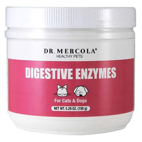 Healthy Pet Digestive Enzymes