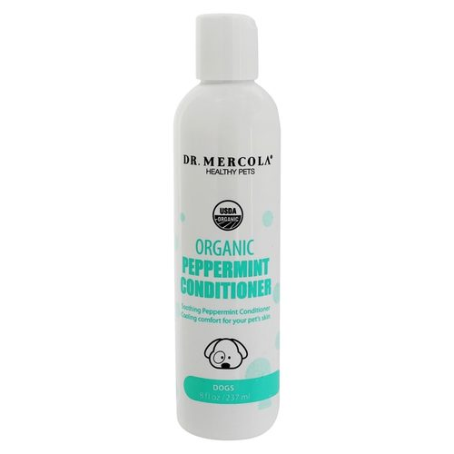 Organic Peppermint Conditioner for Dogs