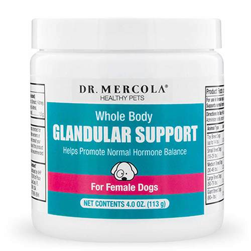 Dr. Mercola Whole Body Glandular Support for Pets- Female - 4.0 oz - 349337_front.jpg