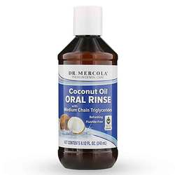 Dr. Mercola Coconut Oil Oral Rinse