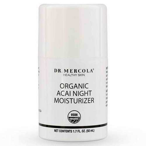 Dr. Mercola Organic Acai Night Moisturizer 50 ml - 349355_front.jpg