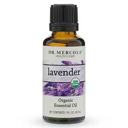 Dr. Mercola Organic Lavender Essential Oil