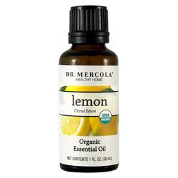 Dr. Mercola Organic Lemon Essential Oil