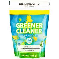 Dr. Mercola Greener Cleaner Laundry Pods