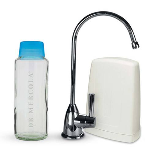 Premium Under Counter Drinking Water filter (Chrome)
