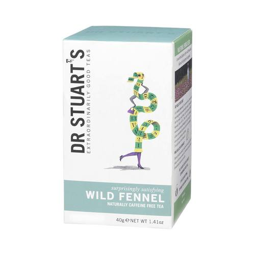 Wild Fennel Tea