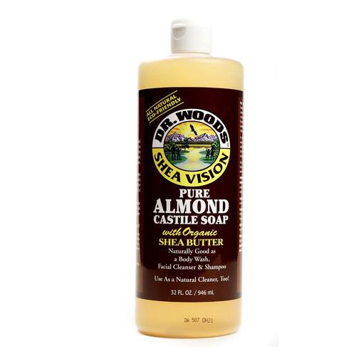 Pure Almond Castile Soap