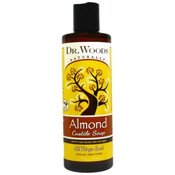 Dr. Woods Almond Castile Soap