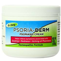 Dr. Zang Homeopathic Psoria-Derm Cream