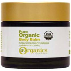 DrJ Organics Body Balm
