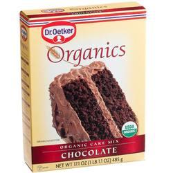 Dr Oetker Organic Cake Mix