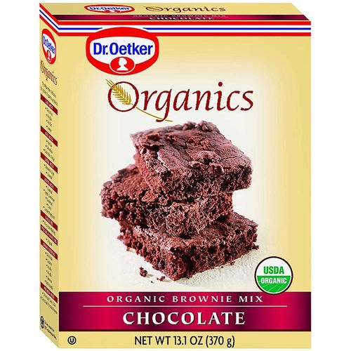 Organic Chocolate Brownie Mix