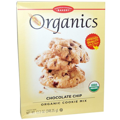Organic Cookie Mix