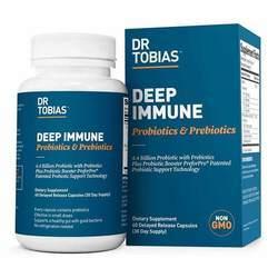 Dr Tobias Deep Immune Probiotics  Prebiotics