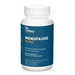 Dr Tobias Menopause Relief