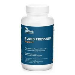 Dr Tobias Blood Pressure Support