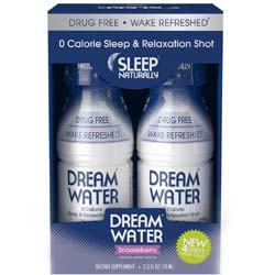 Dream Water Sleep Naturally