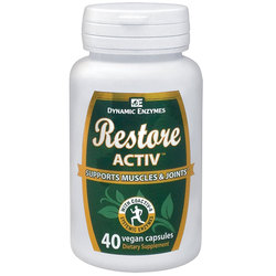 Dynamic Enzymes Restore Activ