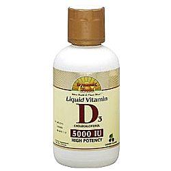 Dynamic Health Laboratories Liquid Vitamin D3 5000 IU