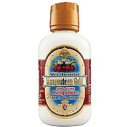 Dynamic Health Laboratories Organic Mangosteen Gold