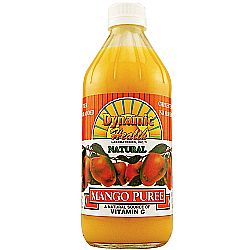 Dynamic Health Laboratories Mango Puree