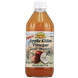 Dynamic Health Laboratories Organic Apple Cider Vinegar with Mother