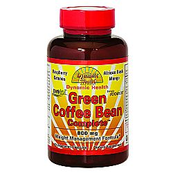 Dynamic Health Laboratories Green Coffee Bean Complete
