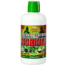 Dynamic Health Laboratories Organic Moringa Juice Blend