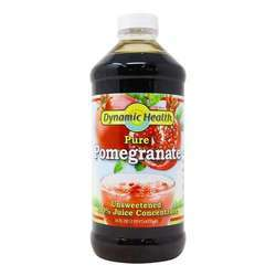 Dynamic Health Laboratories Pure Pomegranate Unsweetened Juice Concentrate