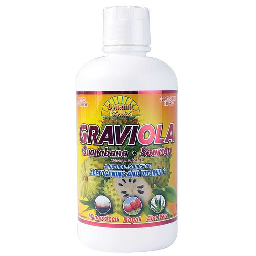 Graviola Liquid with Guanabana