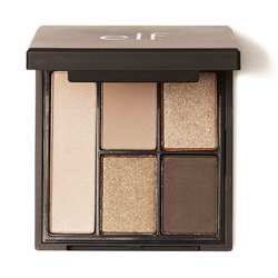 E.L.F Clay Eyeshadow Palette Necessary Nudes