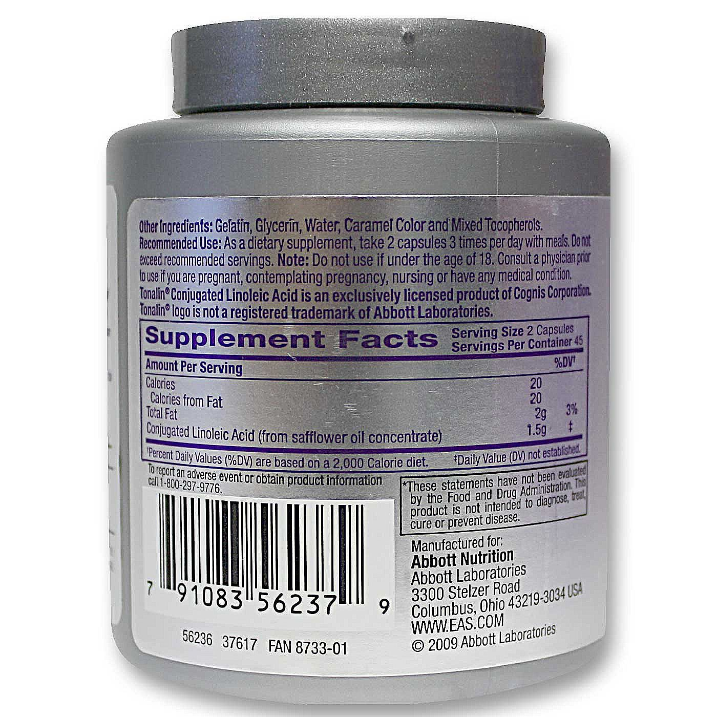 EAS Pro Science CLA - 90 SoftGels