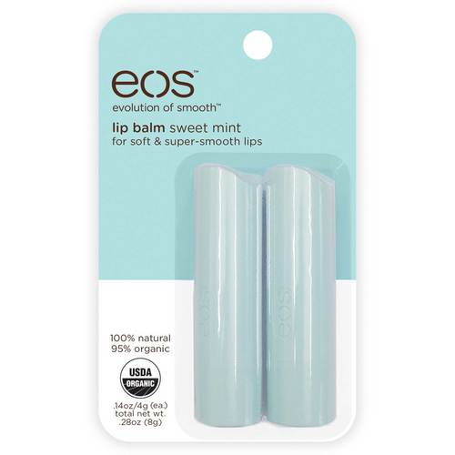 EOS Organic Stick Lip  Sweet Mint - 2 Pack - 350959_front.jpg