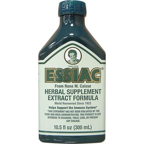 Herbal Supplement Extract Formula