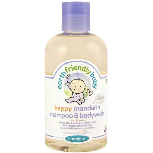 Organic Shampoo and Bodywash