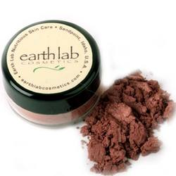 Earth Lab Cosmetics Loose Shimmer Finish Mineral Blush