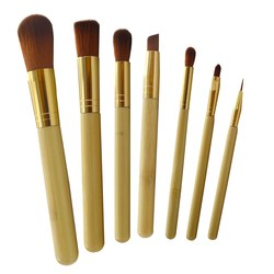 Earth Lab Cosmetics Vegan Brush Set