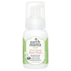 Earth Mama Angel Baby Sweet Orange Baby Wash
